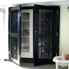 patio door bar lock door security bar arresting security doors security bar for sliding glass doors