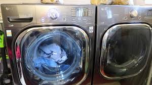 LG <b>Ultra Large Capacity</b> Turbowash Washer and Turbo Steam Dryer ...