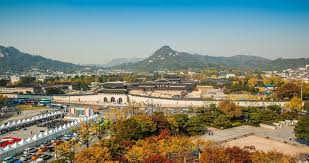 royal palace of korea 4k ultra hd ...
