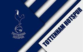 The great collection of tottenham hotspur hd wallpaper for desktop, laptop and mobiles. Download Wallpapers Tottenham Hotspur Fc Logo 4k Material Design White Blue Abstraction Football London England Uk Premier League English Football Club For Desktop Free Pictures For Desktop Free