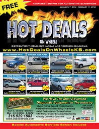 Hot Deals on Wheels by Jennifer Margreiter - issuu