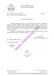 Milli Eğitim Bakanlığı Bilgi Ve Sistem Güvenliği Yönergesi - Memurlar.Net