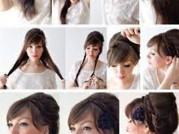 Coiffure204 Coiffure A Faire Soi Meme Cheveux Mi Long