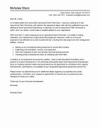 Example Of Pharmacy Technician Cover Letter Letter Sample Collection