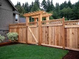 diy wood fence elegant 266 best fencing images on of diy wood fence new how