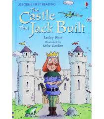 The Castle That Jack Built | Lesley Sims | 9780746077092