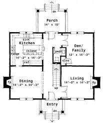 floor plan two story colonial floor plans homes plan flooring