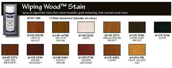 Mohawk Color Chart Wood Stain Mohawk Wood Stain