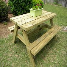 diy round outdoor table. Diy Picnic Table Plans Opinion. Round Outdoor
