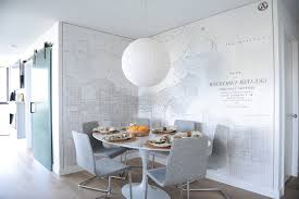 scandinavian furniture vancouver. Vancouver Wallpaper Designs For Dining Room Scandinavian With Art Wall Pedestal Tables Flute Table Furniture