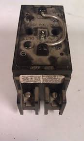 general electric ge trc pull out fuse box a v v image is loading general electric ge trc230 pull out fuse box