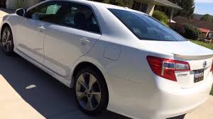 2012 Toyota Camry SE* 1-LADY OWNER* GARAGED* NON SMOKER* SINCE NEW ...