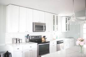 How I Keep A White Kitchen Clean Plus My Farmhouse Kitchen Renovation