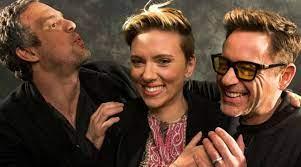 As Scarlett Johansson sues Disney, the ...