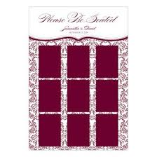 Personalized Seating Chart Amazon Com Weddingstar 1044 54 C95 Personalized Seating
