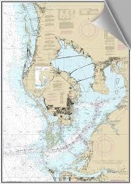 Tampa Bay Marine Chart Cruising Guides Navigational Charts And Other Supplies