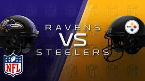 Image result for Baltimore Ravens vs. Pittsburgh Steelers