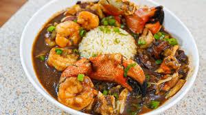 Perfect Seafood Gumbo Recipe - YouTube