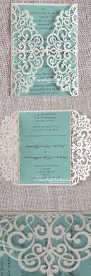 Best 25 Laser Cut Wedding Invitations Ideas On Pinterest