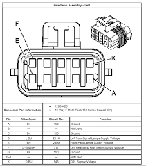 2005 cadillac escalade esv wires to the drivers side headlight 2004 Cadillac Escalade Wiring Diagram if it is the radio plug for the am fm 6 cd, the same would be for a nationwide search or search for metra 71 2003 1 plugs, as they will splice into the 2004 cadillac escalade radio wiring diagram
