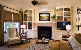 Amazing of Fireplace Living Room Ideas Living Room Ideas With Fireplace  Wildzest