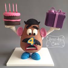 Toy Story Mr Potato Head Cake Little Hill Cakes