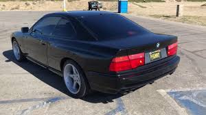 BMW Convertible 1996 bmw 850ci for sale : For Sale: George Carlin's 1996 BMW 850 Ci   Auto Sports Nation
