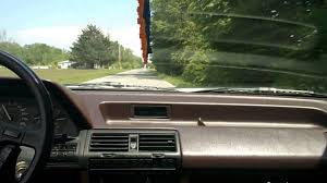 1988 Honda Accord Lx-i Driving - YouTube