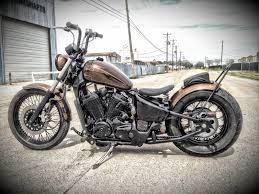 honda shadow vlx bobber by tail end customs bikermetric