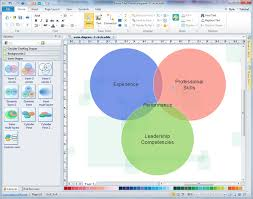 How To Do A Venn Diagram In Powerpoint Venn Diagram Free Venn Examples Template Software Download