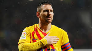 Magical Messi Sinks Atletico As Barca Return To Top Of League