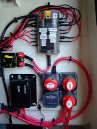 basic battery wiring diagrams simple dual marine diagram Two Battery Switch Wiring Diagram battery chargers acr and maintenance charge beauteous dual marine wiring perko dual battery switch wiring diagram