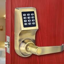 digital office door handle locks. Easy Install Safe Security Digital Password Key Induction Card Door Lock  Home Hotel Office Free Shipping-in Locks From Home Improvement On Handle Locks O