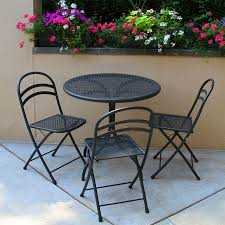 Outdoor Dining Tables  Savannah 3112 In Bistro Table  Country Bistro Furniture Outdoor
