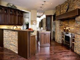 dark stained kitchen cabinets. Dark Stained Oak Plus Decor Kitchen Cabinets With Ideas For G