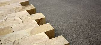 gluing wood blook flooring