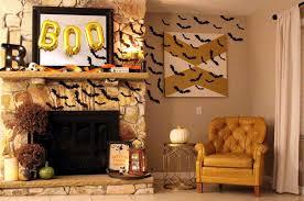 decor creating a bat wall