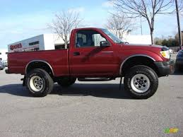 1998 Toyota Tacoma Review