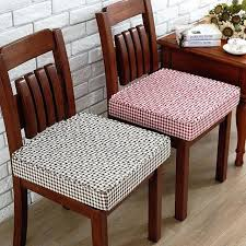 chair pads fluid sponge thickening cushion chair pad four seasons mat dining with regard to