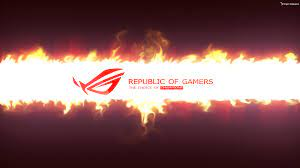 Cool Gaming Wallpapers Rog 4K (Page 1 ...