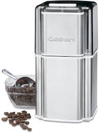 With the grind central coffee grinder, you can easily process up to 90g/3.2oz of beans at once, enough to make up to 18 cups of fresh coffee! Cuisinart Grind Central Coffee Grinder Brushed Stainless Dcg 12bc Best Buy