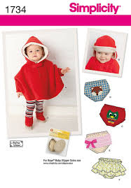 Poncho Sewing Pattern New Amazon Simplicity Andrea Schewe Pattern 48 Babies Poncho