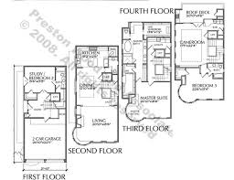 ... Four Story House Trend One Story 5 Bedroom House Plans: 2 Story 4  Bedroom House ...