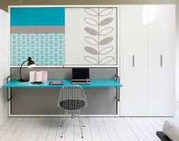 wall bed with desk poppiboard ponte wall bed desk with