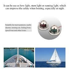 Led Anchor Light Sailboat Navigation Led Light Marine Boat Yacht Anchor Light All