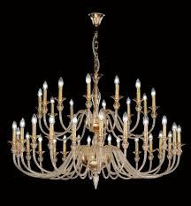 modern murano chandelier amber glass gold frame l2599k24 12