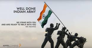 Well Done Indian Army Indian Army Indian Army Quotes Indian
