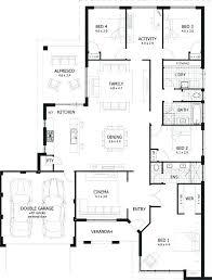 dormer bungalow plans 4 bedroom dormer
