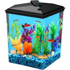 Self Cleaning Fish Tank Garden As Seen On Tv My Fun Fish Walmartcom