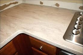 how to cut corian countertop square edge kitchen cost for
